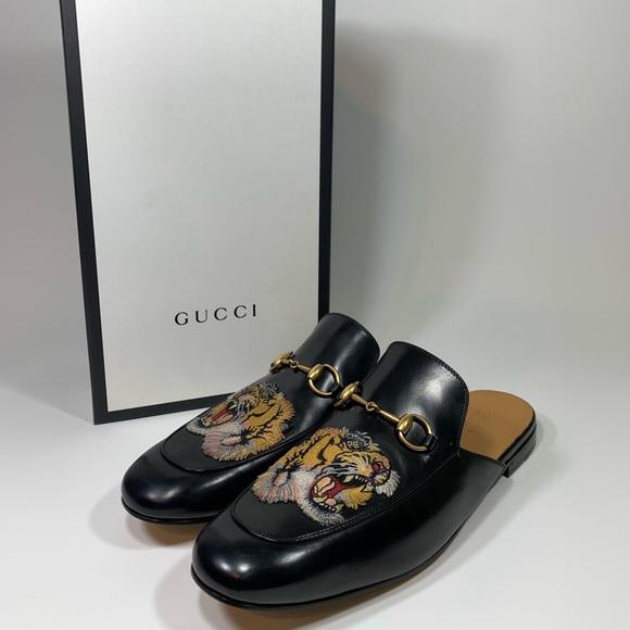 gucci trainers tiger